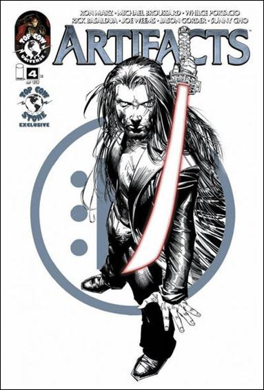 Artifacts (2010) 4-E by Top Cow