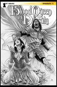 Blood Queen vs Dracula 1-F