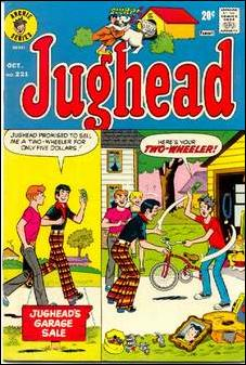 Jughead (1965) 221-A by Archie