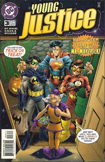 Young Justice (1998) 3-A by DC