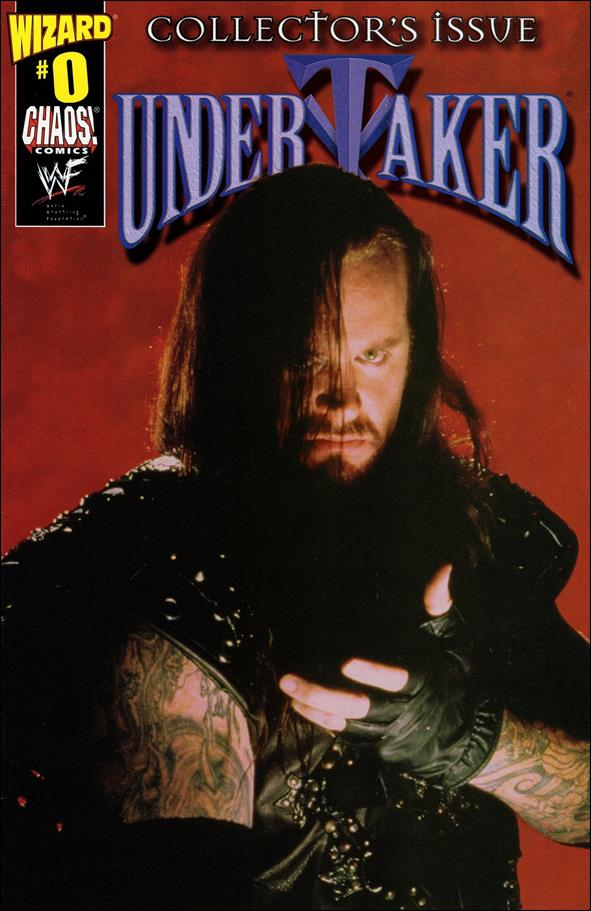 Undertaker 0-A by Chaos! Comics