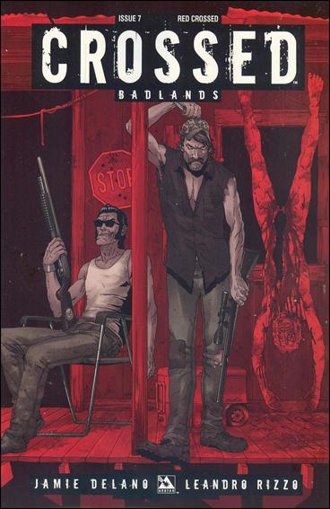 Crossed: Badlands 7-D by Avatar Press