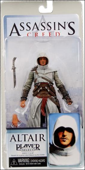 Assassin's Creed Altair by NECA