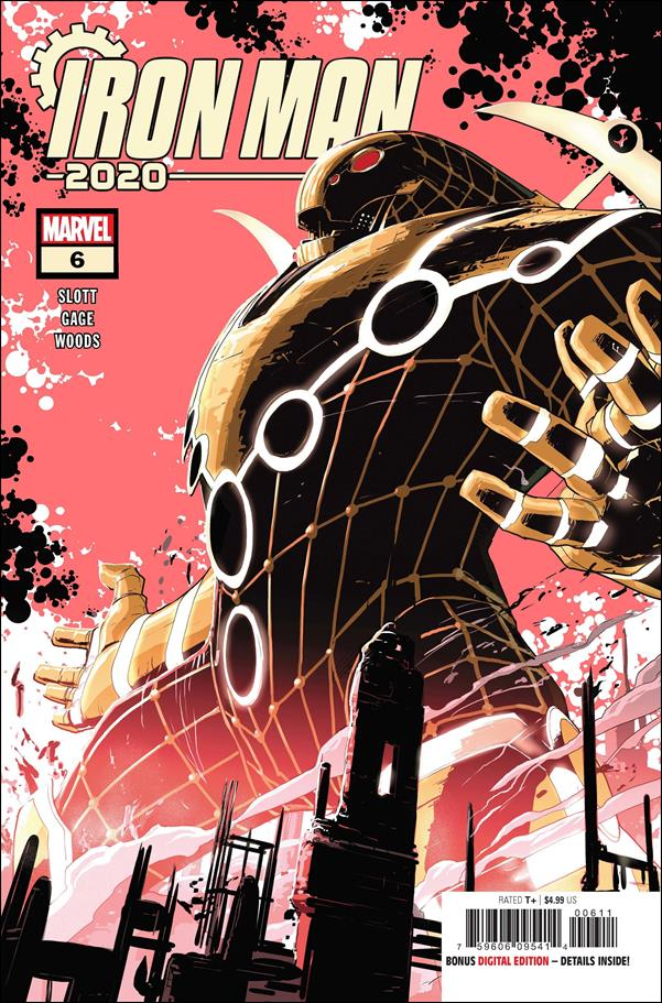 Iron Man 2020 (2020) 6-A by Marvel