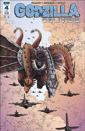 Godzilla: Oblivion 4-B