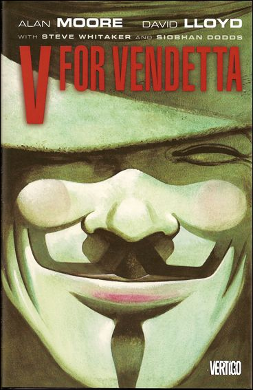 V for Vendetta nn-A by Vertigo