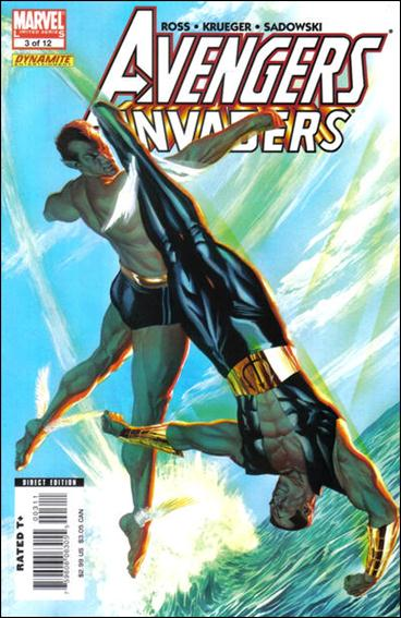 Avengers/Invaders 3-A by Marvel