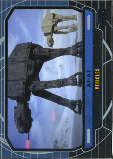Star Wars Galactic Files (Base Set) 278-A by Topps