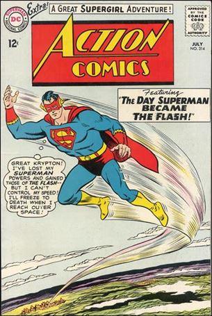 Action Comics (1938) 314-A