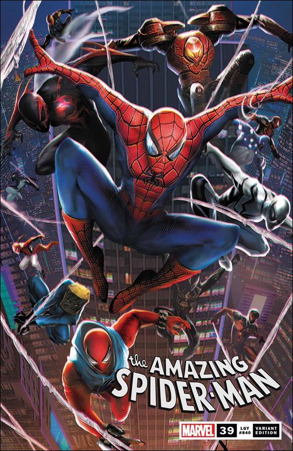 Amazing Spider-Man (2018) 39-C by Marvel
