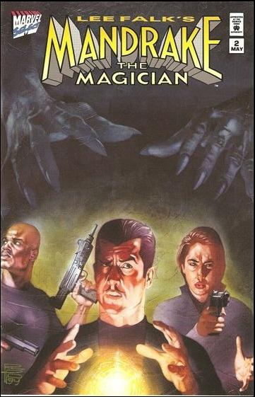 Mandrake the Magician (1995) 2-A by Marvel