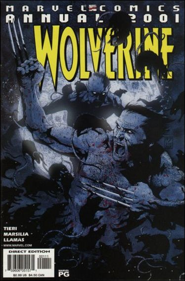 Wolverine Annual 2001-A by Marvel