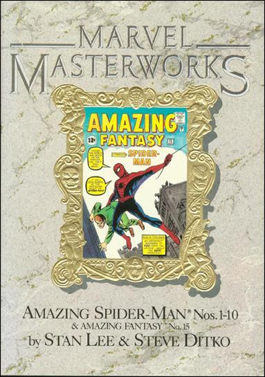 Marvel Masterworks: The Amazing Spider-Man 1-B by Marvel