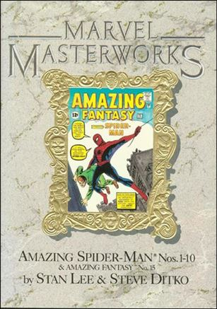 Marvel Masterworks: The Amazing Spider-Man 1-B