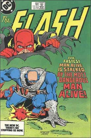Flash (1959) 338-A by DC