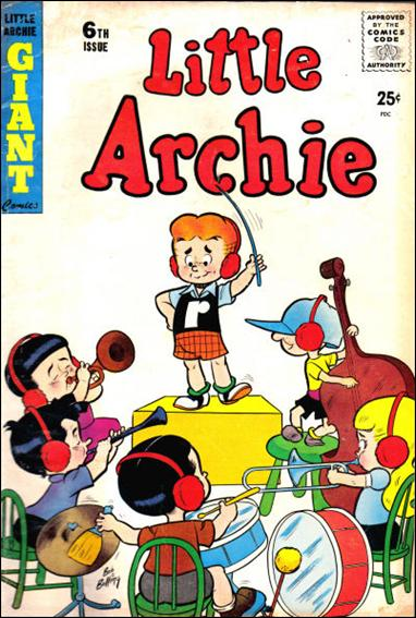 Little Archie 6-A by Archie