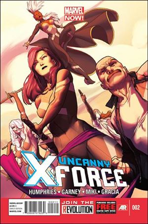 Uncanny X-Force (2013) 2-A