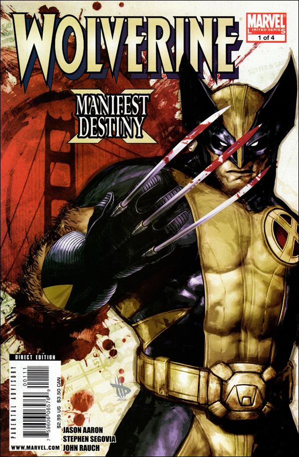 Wolverine: Manifest Destiny 1-A by Marvel
