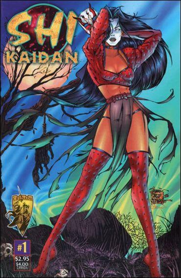 Shi: Kaidan 1-A by Crusade