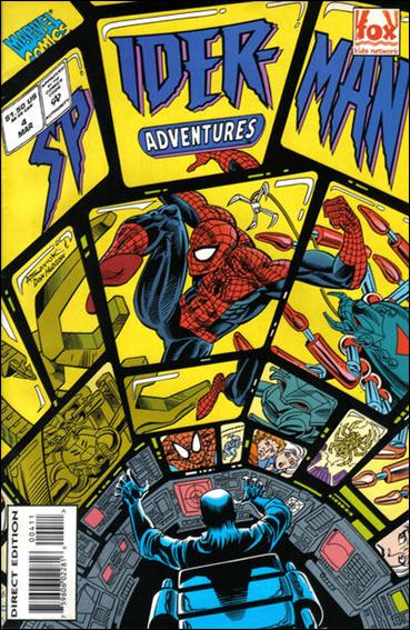 Spider-Man Adventures 4-A by Marvel