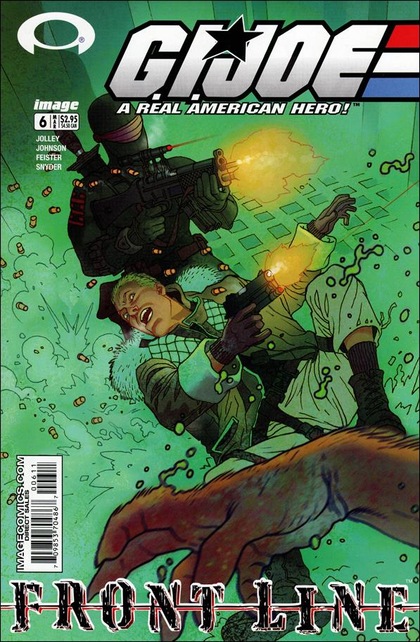 G.I. Joe: Frontline 6-A by Image
