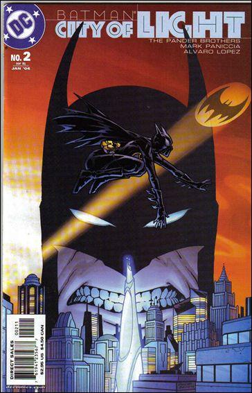 Batman: City of Light 2-A by DC