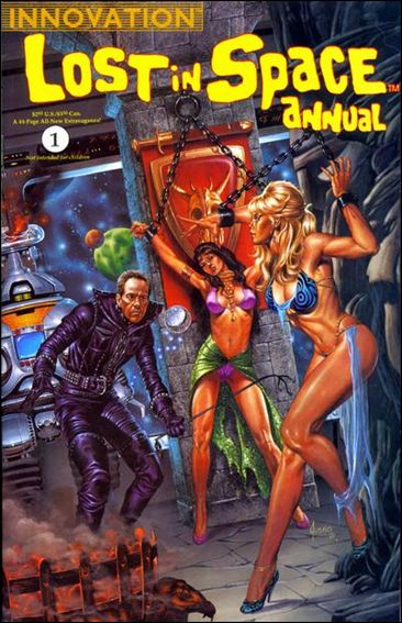 Lost in Space Annual 1-A by Innovation