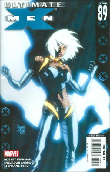 Ultimate X-Men (2000) 89-A by Marvel
