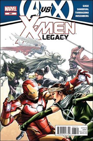 X-Men Legacy (2008) 267-A