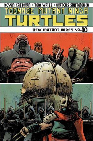 Teenage Mutant Ninja Turtles (2012) 10-A