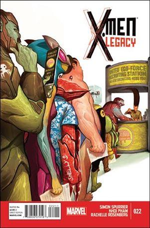 X-Men Legacy (2013) 22-A