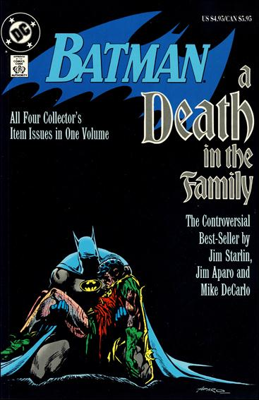 Batman: A Death In The Family 1-G by DC Comics
