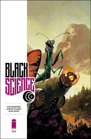Black Science 8-A
