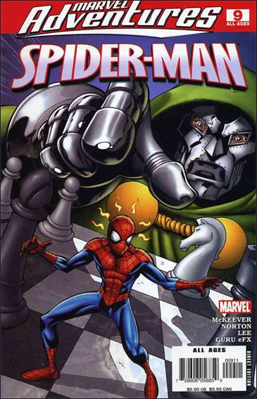 Marvel Adventures Spider-Man (2005) 9-A by Marvel