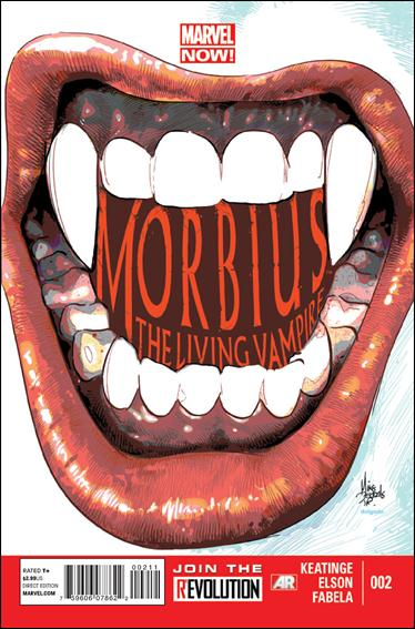 Morbius: The Living Vampire (2013) 2-A by Marvel