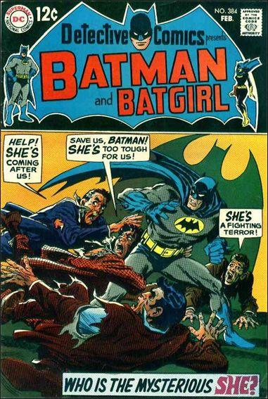 Detective Comics (1937) 384-A by DC
