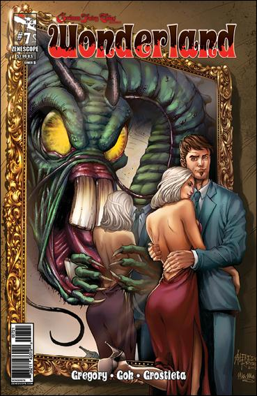 Grimm Fairy Tales Presents Wonderland 7-B by Zenescope Entertainment