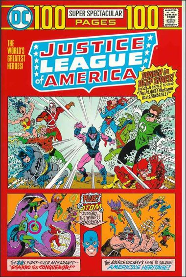 Justice League of America Super Spectacular 1-A by DC