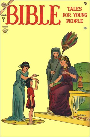 Bible Tales for Young Folk 5-A by Atlas