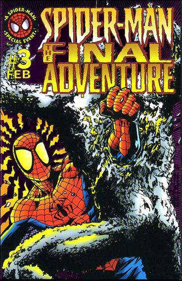 Spider-Man: The Final Adventure 3-A by Marvel