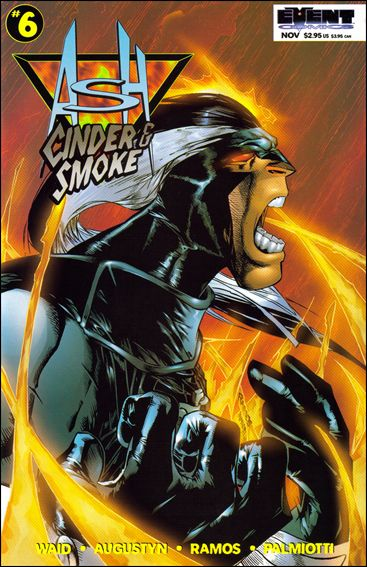 Ash: Cinder & Smoke 6-A by Event Comics