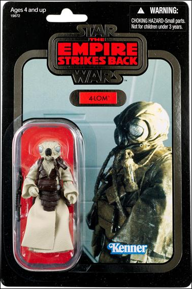 "Star Wars: Vintage Collection 3 3/4"" Figures (Exclusives) 4-LOM Celebration V Exclusive by Hasbro"