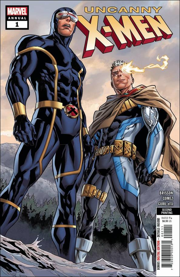 Uncanny X-Men Annual (2019) 1-C by Marvel