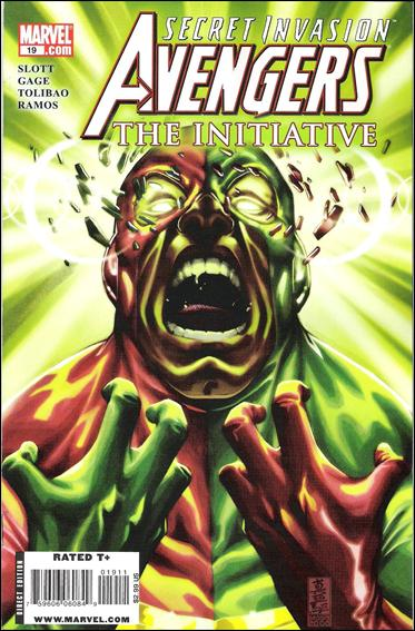 Avengers: The Initiative 19-A by Marvel