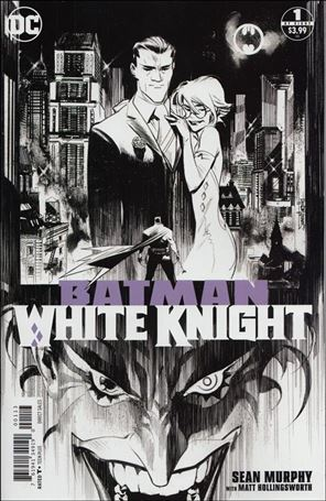Batman: White Knight 1-D