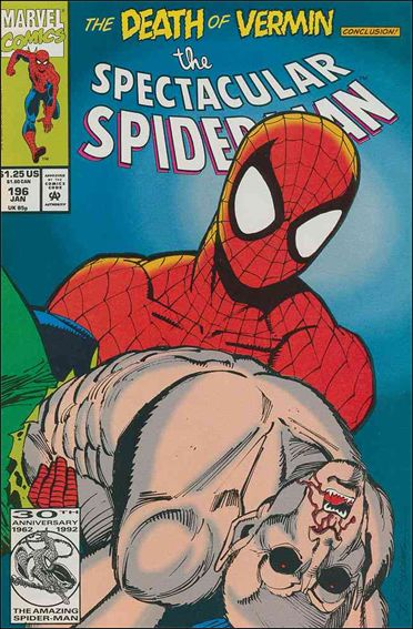 Spectacular Spider-Man (1976) 196-A by Marvel