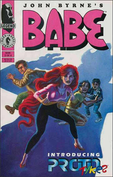 Babe 3-A by Dark Horse
