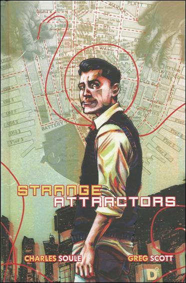 Strange Attractors 1-A by Archaia