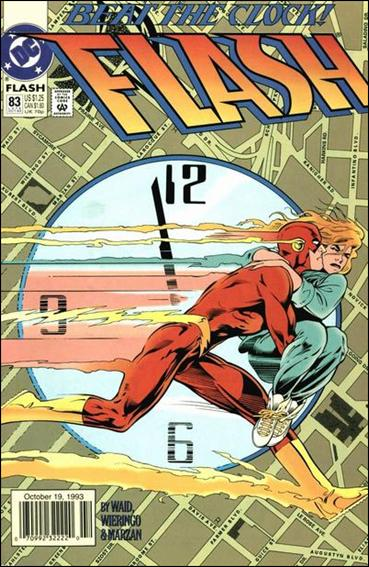 Flash (1987) 83-A by DC