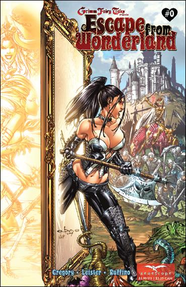 Escape from Wonderland 0-B by Zenescope Entertainment